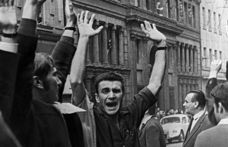 Prága, 1968. augusztus 21 #moszkvater