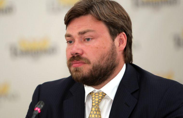 A napokban belépett az Igazságos Oroszország pártba Konsztantyin Malofejev #moszkvater