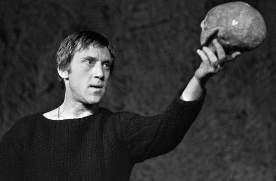 Viszockij, mint Hamlet a Taganka színházban 1970-ben #moszkvater