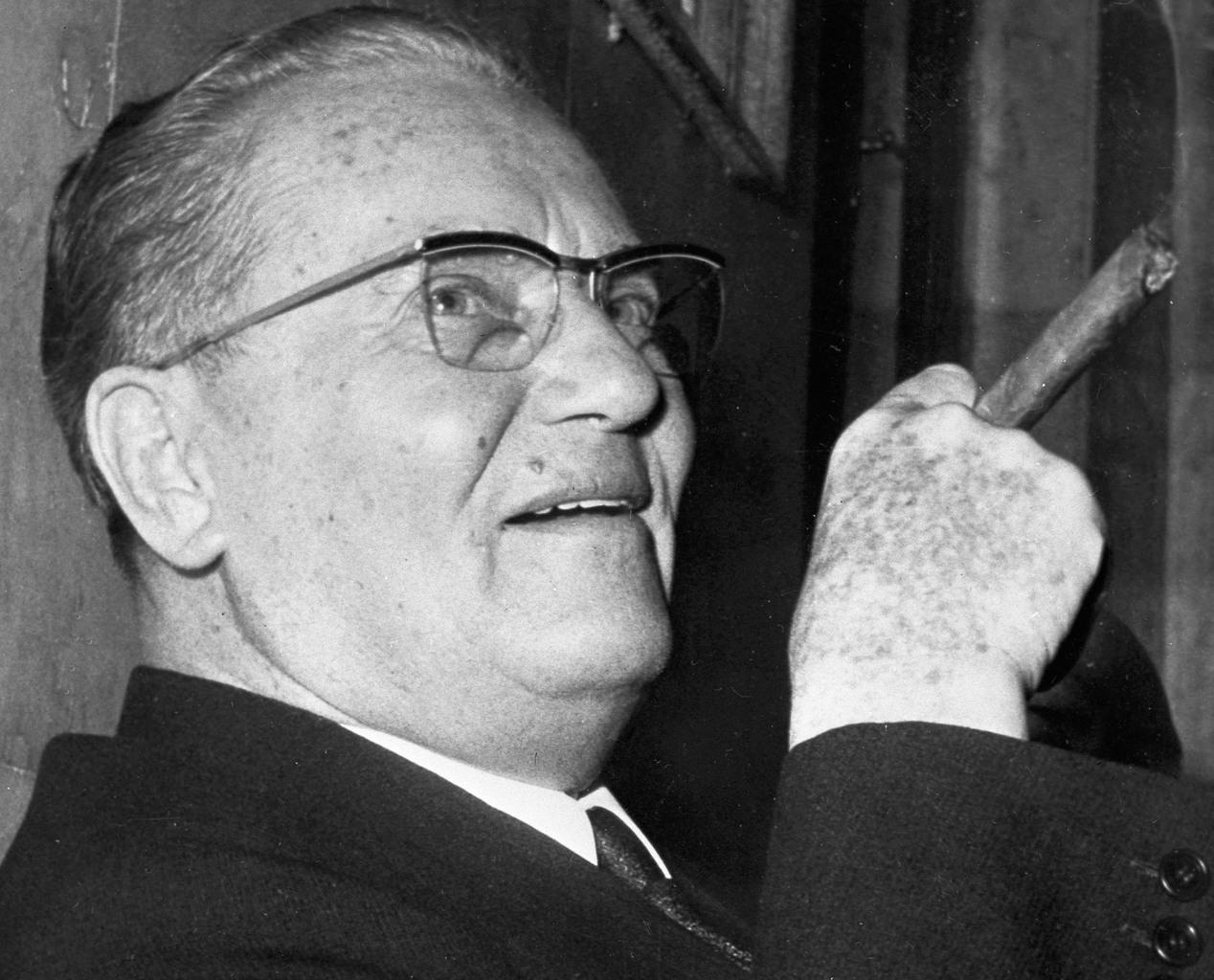 Josip Broz Tito #moszkvater