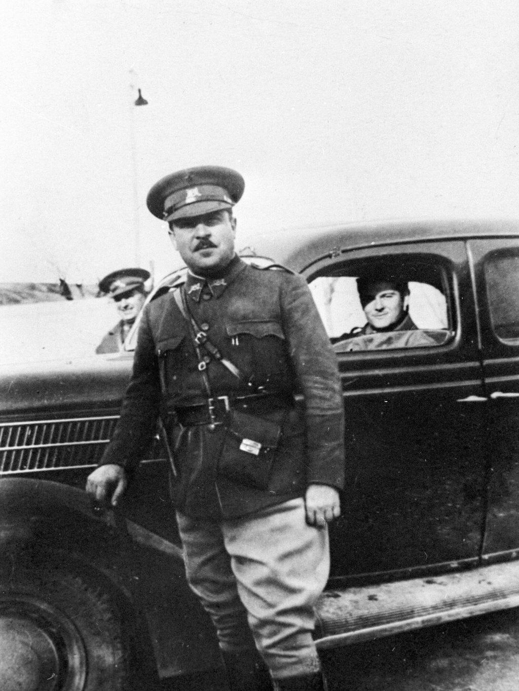 Zalka Máté, a spanyol polgárháború hőse #moszkvater