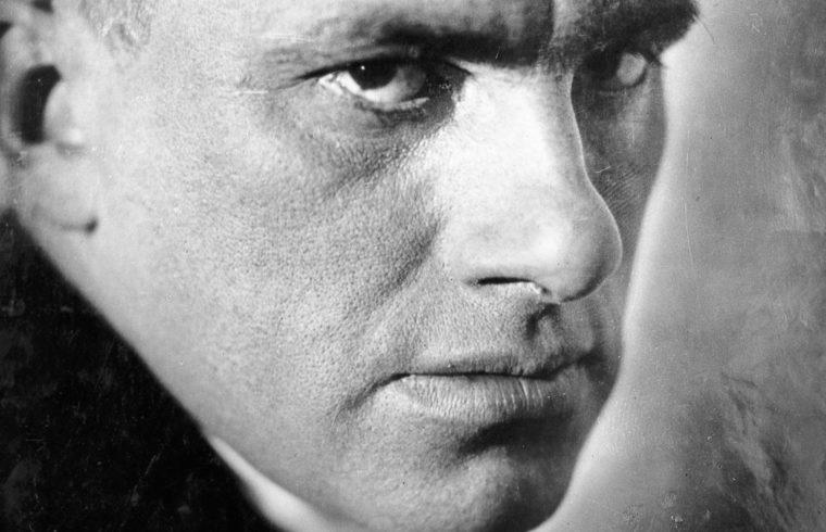 Vlagyimir Majkovszkij 1920-ban #moszkvater