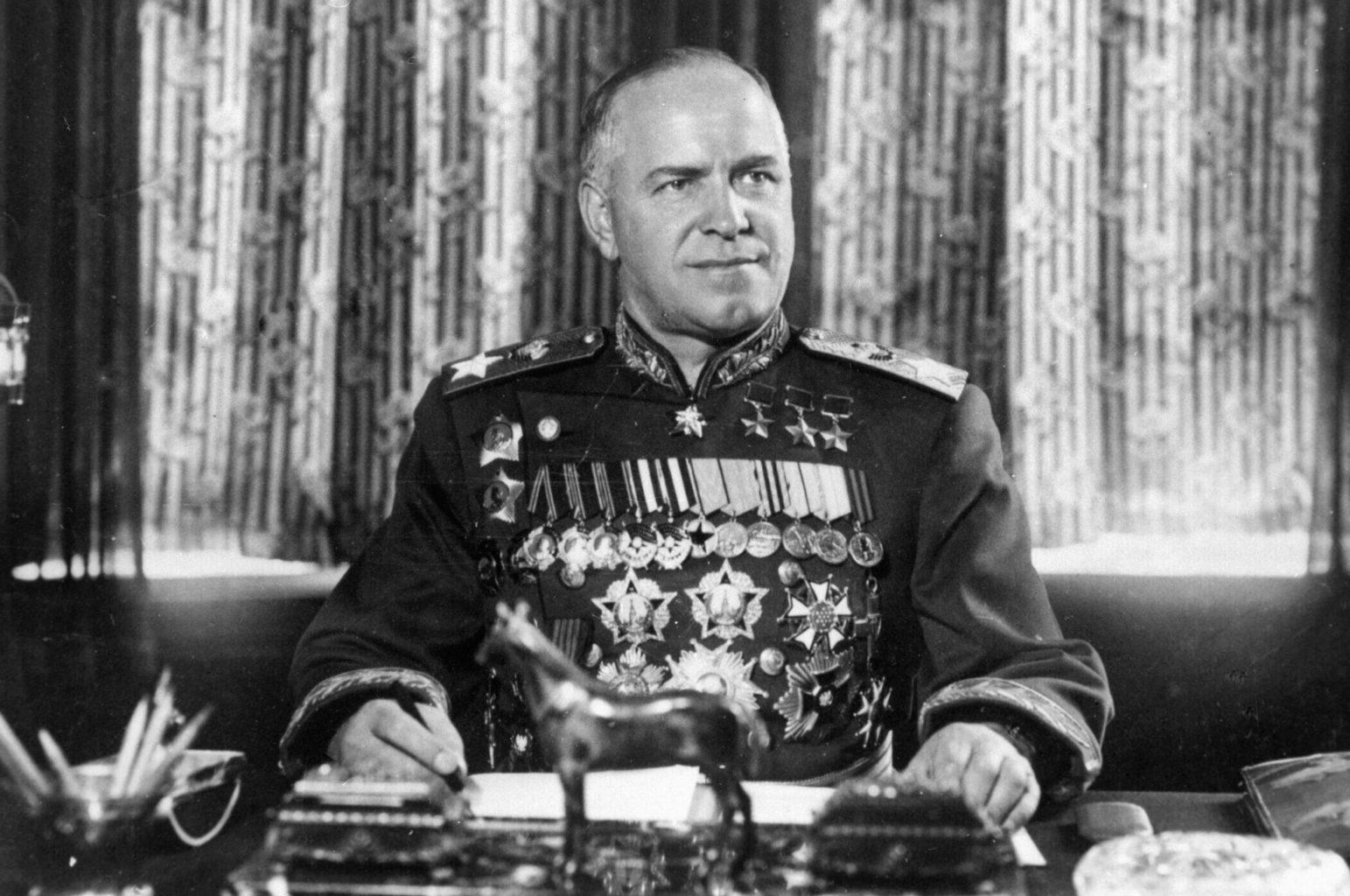 Georgij Konsztantyinovics Zsukov #moszkvater