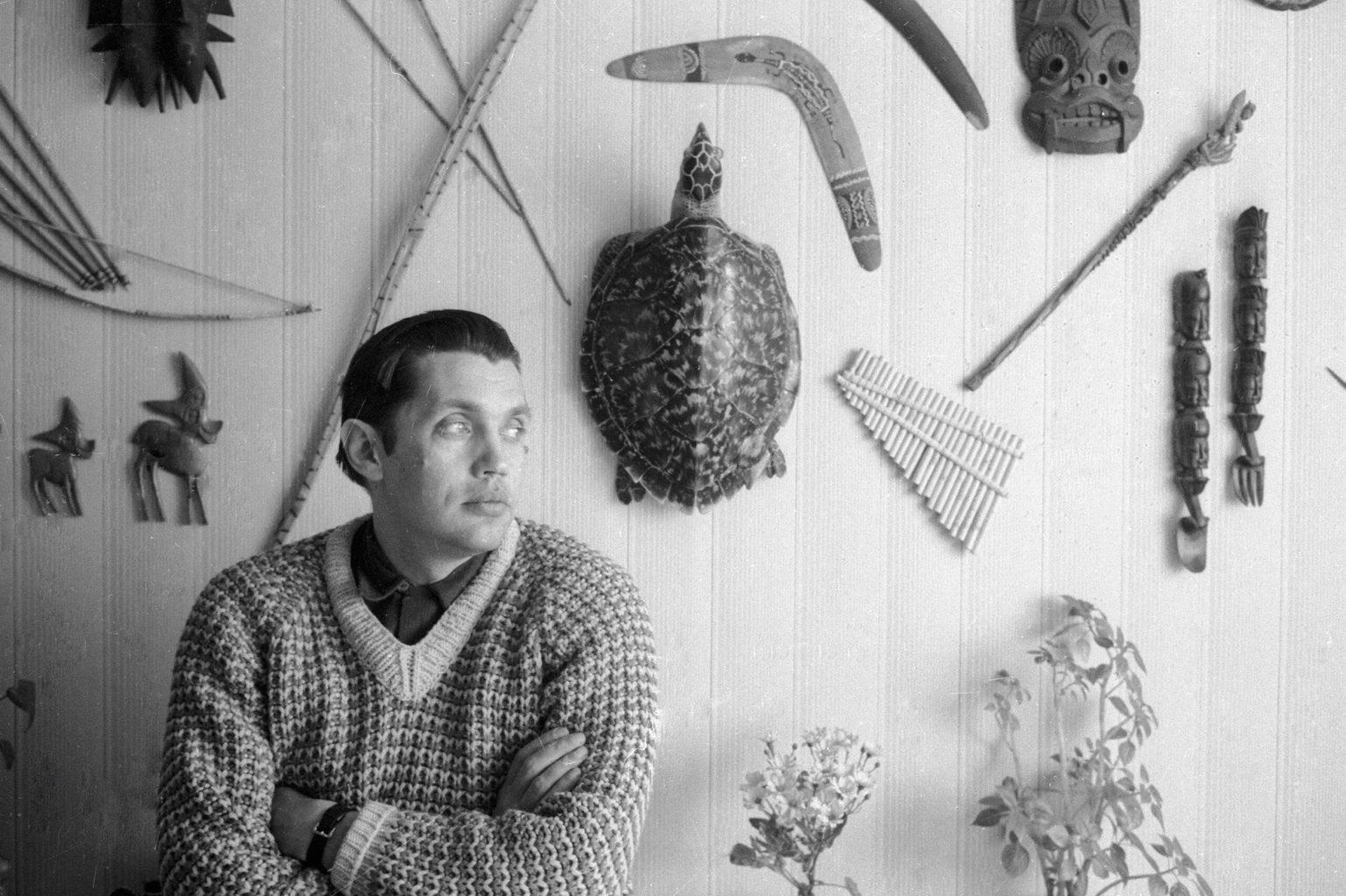 Robert Rozsgyesztvenszkij 1970-ben #moszkvater