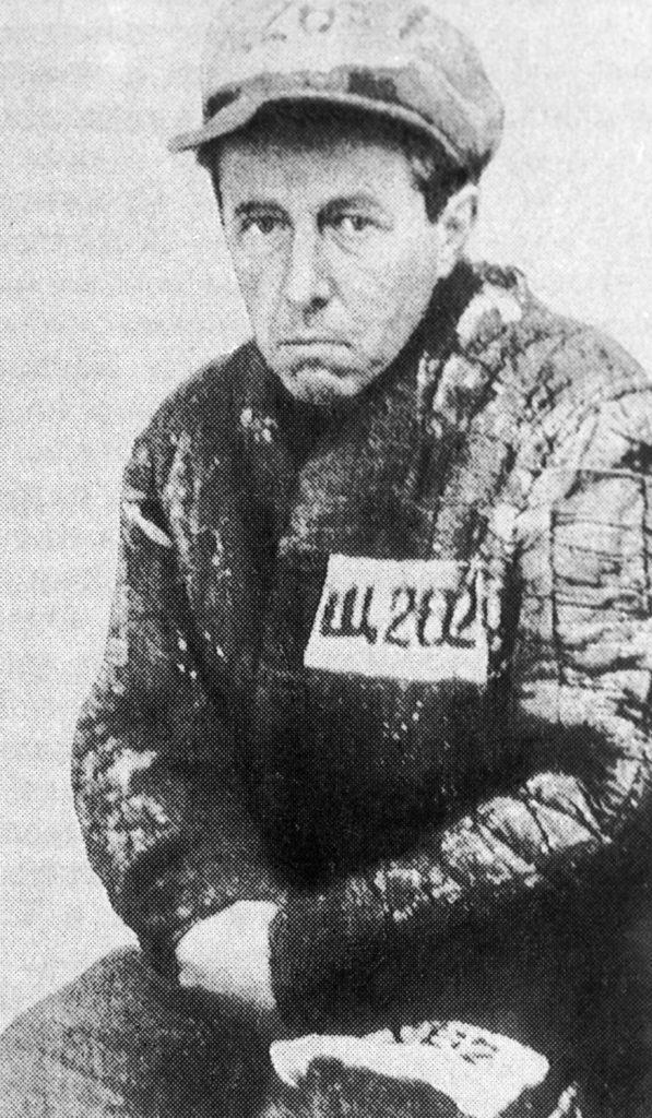 Alekszander Szozsenyicin, az S 282-es fogoly a Gulágon, 1950-ben #moszkvater