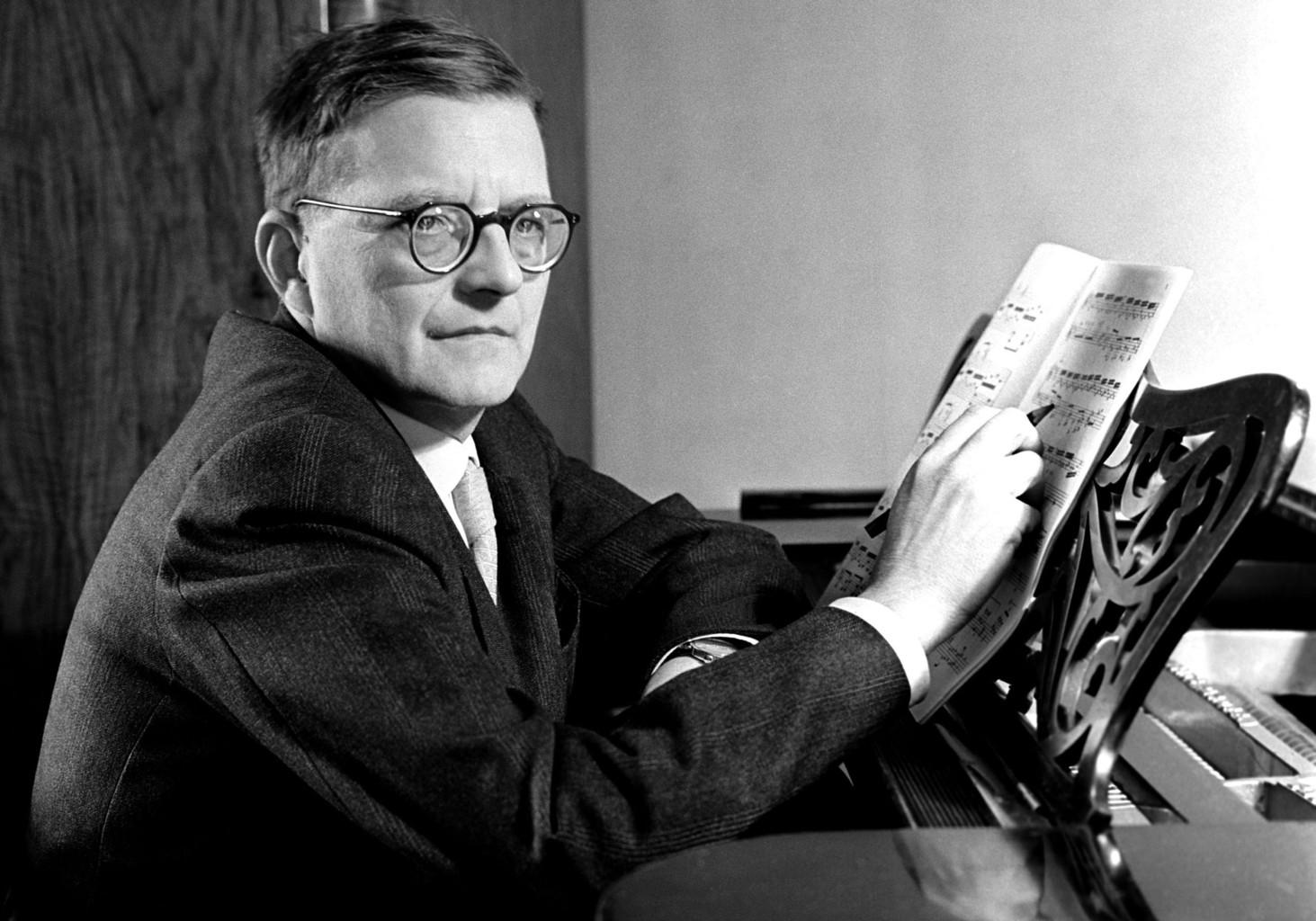 Dmitrij Sosztakovics 1958-ban #moszkvater