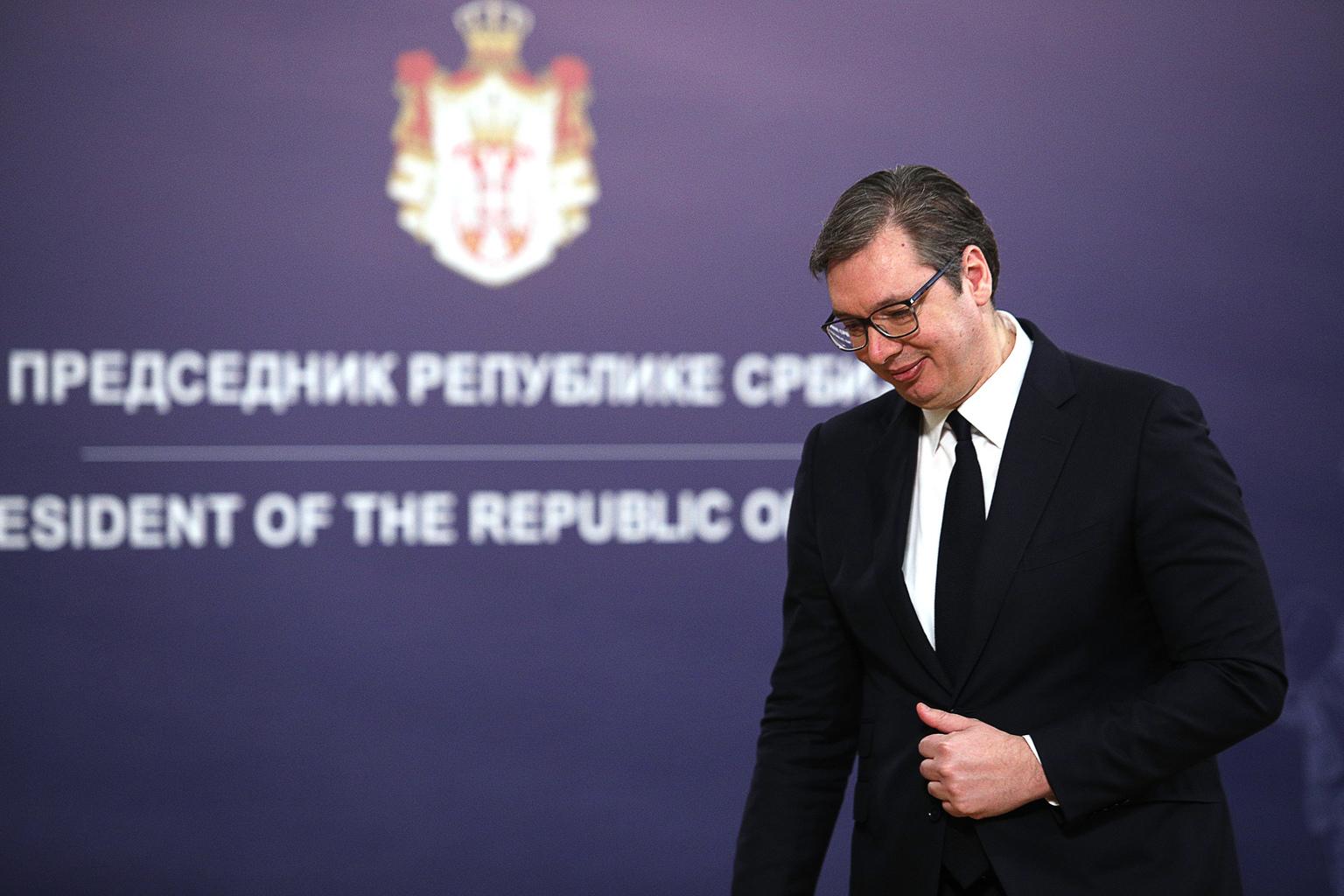 """""""Alekszandar Vucsicsnak és csapatának már semmi félnivalója, hogy ellenzék nélkül maradnak a szerb parlamentben, ami igen kínos lenne a nemzetközi színtéren"""" #moszkvater"""