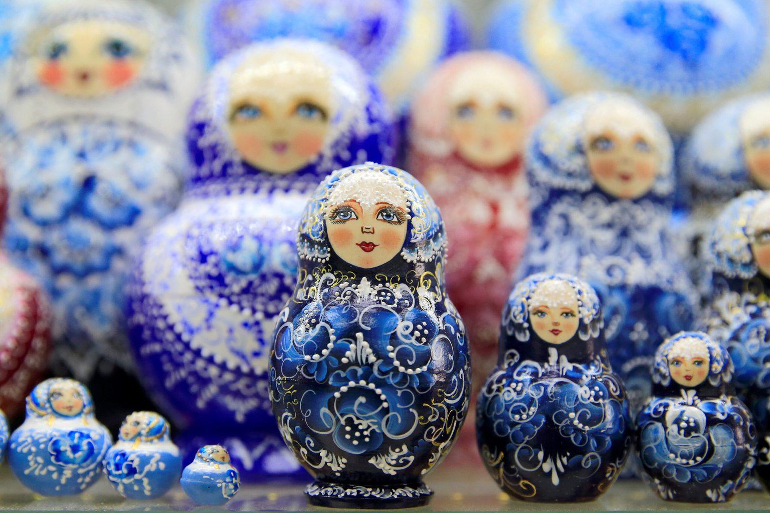 Matrjoska #moszkvater
