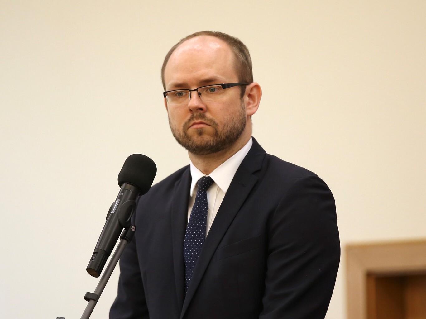 Marcin Przydacz #moszkvater