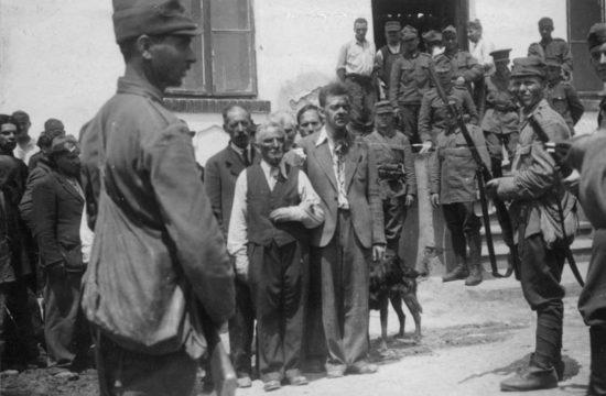 Razzia az 1941-es jászvásári pogrom ideje alatt #moszkvater