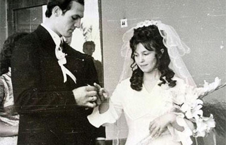 Alekszandr és Galina Lukasenko 1975-ben házasodtak össze #moszkvater