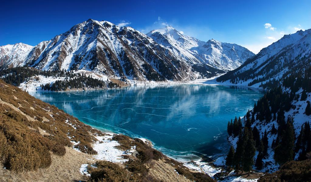 A Nagy Almati-tó Fotó:Flickr/Maxim Petrichuk #moszkvater