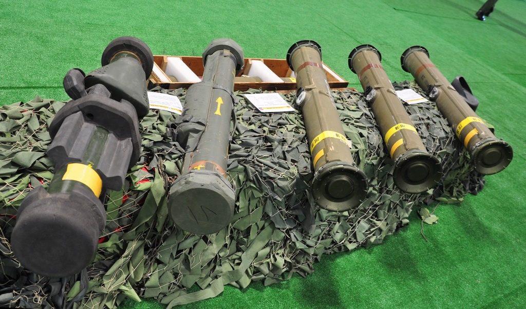 Nyugati páncéltörő rakéták, melyek nagy szerepet játszottak a rezsim visszaszorításában - s ezzel az orosz katonai beavatkozásra vonatkozó döntésben #moszkvater
