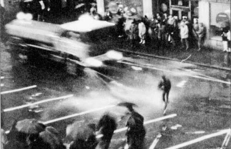 Pozsony 1988, A karhatalom brutálisan szétverte a békés demonstrációt #moszkvater