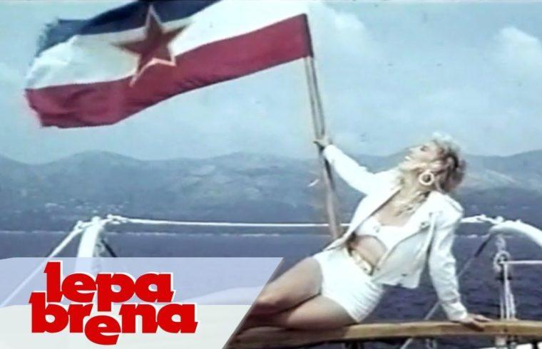 Lepa Brena Jugoslovenka #moszkvater