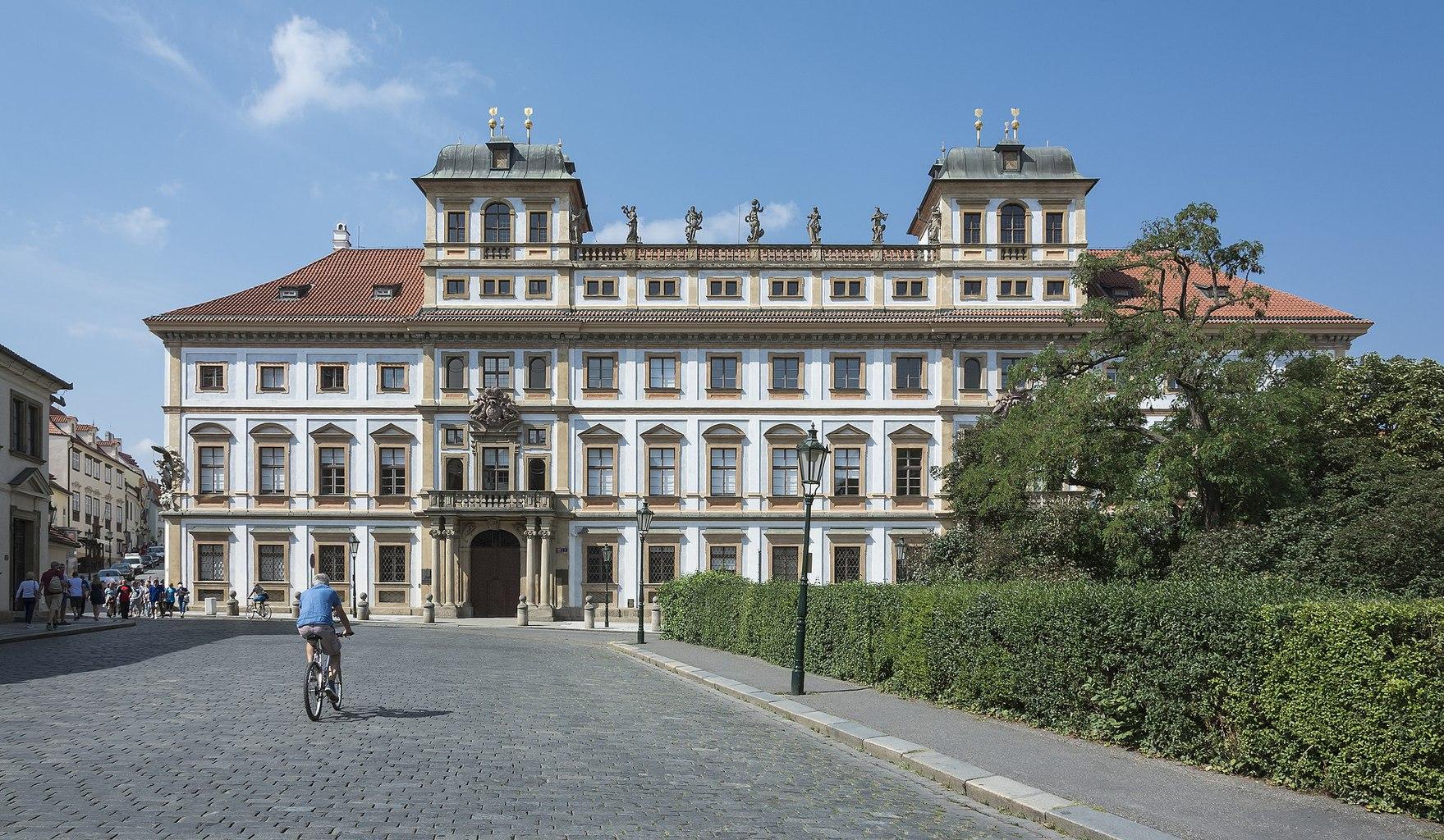 A Toszkánai palota, ahol az Orosz Határon Túli Történelmi Archívum eredetileg helyet kapott #moszkvater