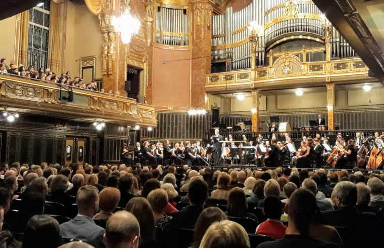 Az Orosz Zenei Fesztivál nyitóhangversenyét a Zeneakadémián a Kodály Filharmonikusok prezentálják #moszkvater