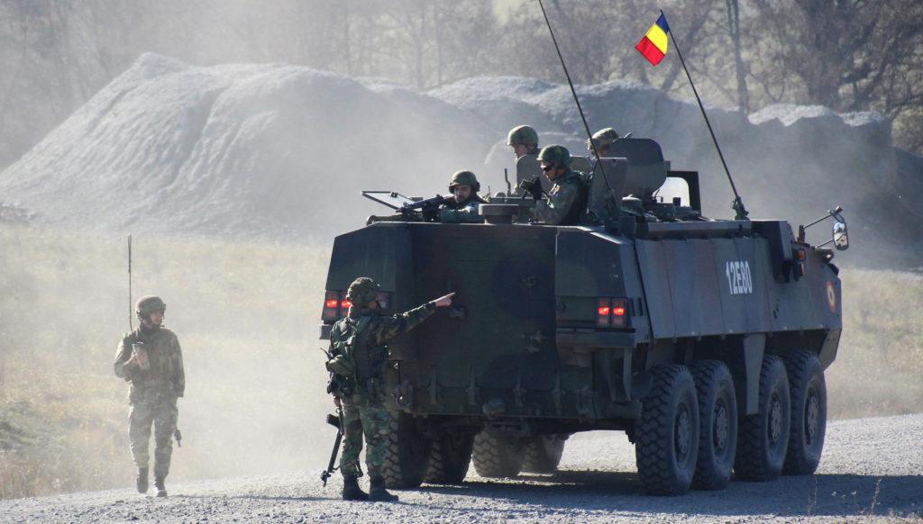 Eligazítás a Scorpion Fury NATO - hadgyakorlaton Romániában 2018. november 5 és 16-a között #moszkvater