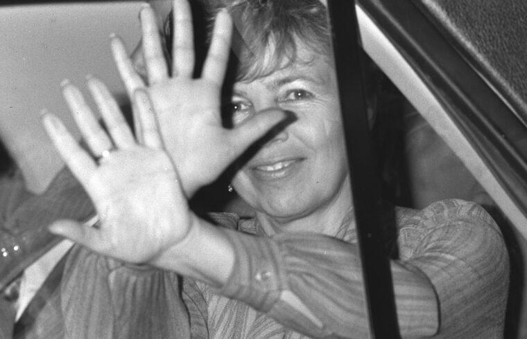 Raisza Gorbacsova 1985-ben #moszkvater