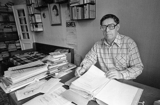 Jurij Trifonov 1977-ben #moszkvater