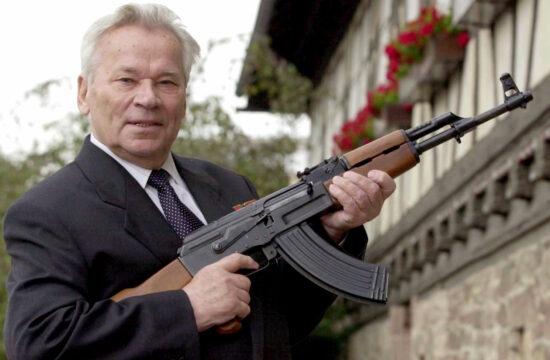 Mihail Kalasnyikov #moszkvater