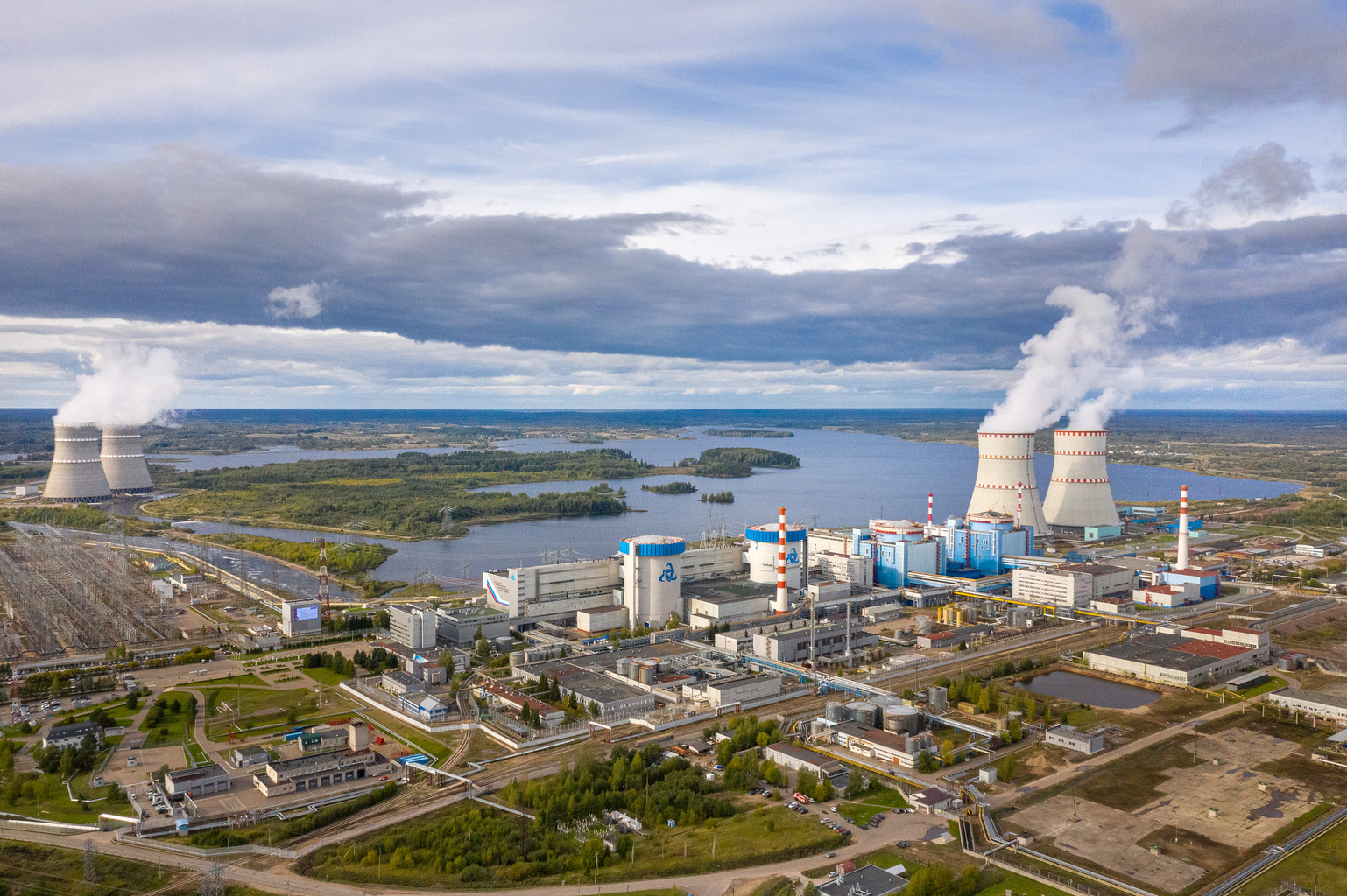 A Kalinyin atomerőmű #moszkvater