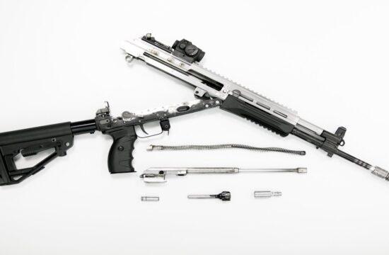 Az AK-521 részlegesen szétszerelt állapotban #moszkvater