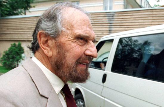 George Blake 98 éves korában hunyt el Moszkvában #moszkvater