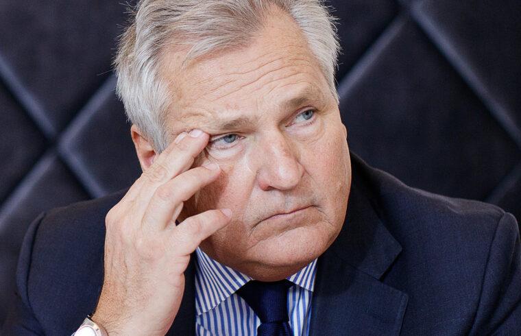 Aleksander Kwaśniewski #moszkvater