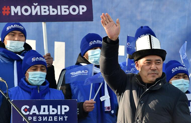 Szadir Dzsaparov a 2021-es kirgizisztáni elnökválasztás egyértelmű esélyese #moszkvater