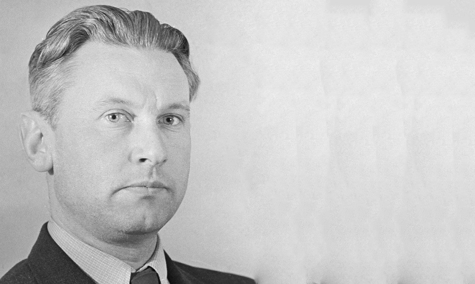Alekszandr Fagyejev 1939-ben #moszkvater