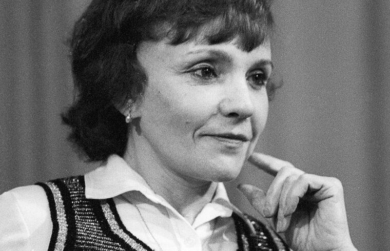 Rimma Kazakova 1985-ben #moszkvater