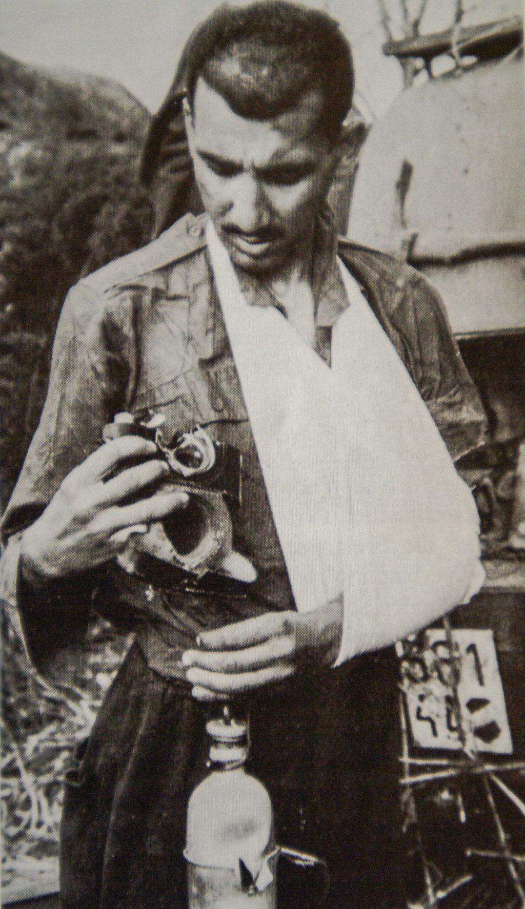 Szentpétery Tibor az életét megmentő Leica fényképezőgéppel #moszkvater
