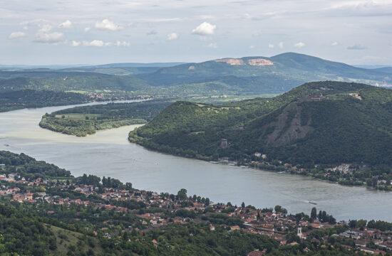 A Duna Nagymarosnál #moszkvater
