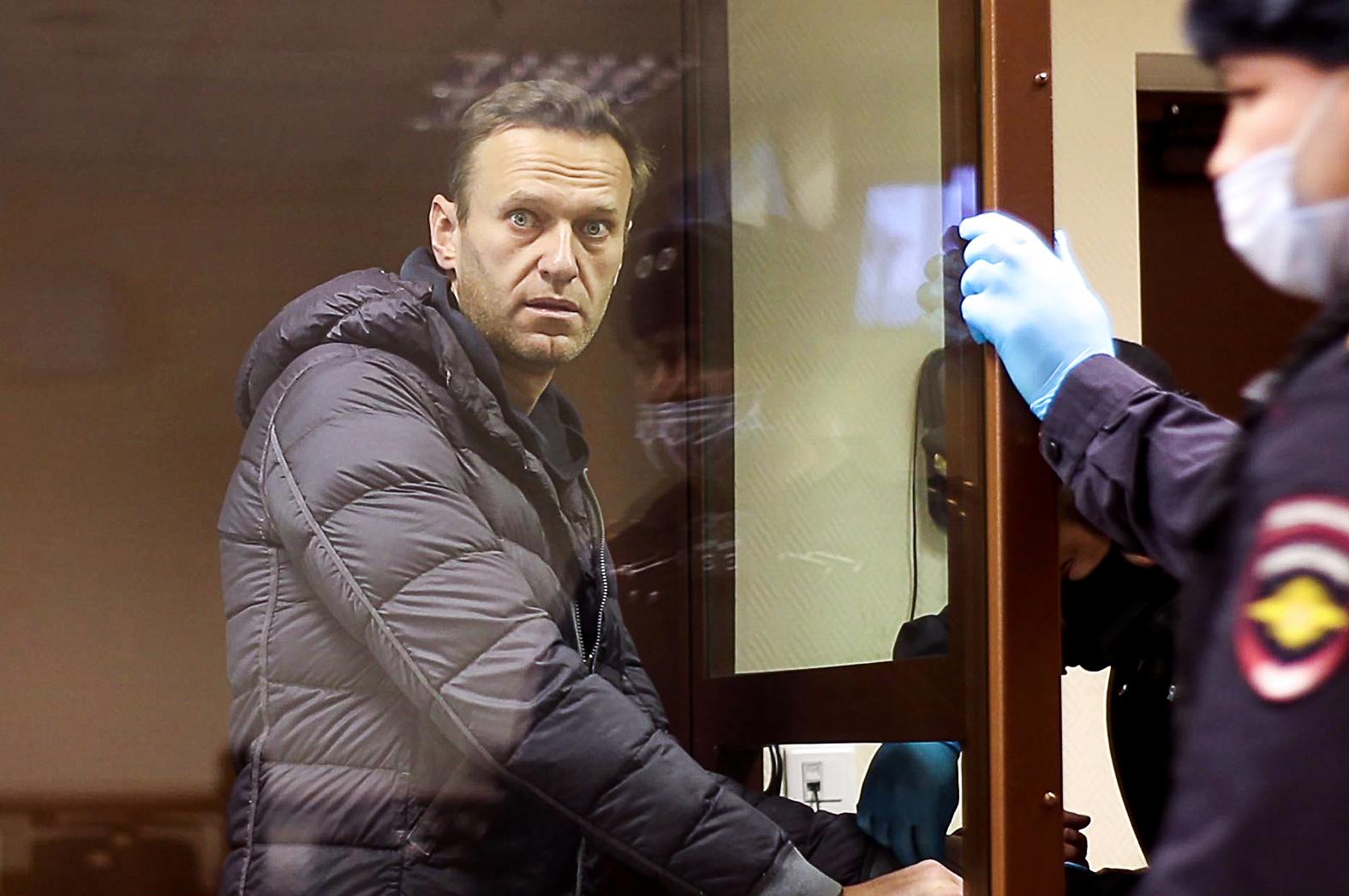 """""""Javlinszkij rámutat arra is, hogy Navalnij annak tudatában tért vissza Oroszországba, hogy le fogják tartóztatni"""" #moszkvater"""