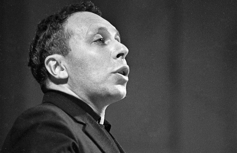 Alekszandr Mezsirov 1964-ben #moszkvater