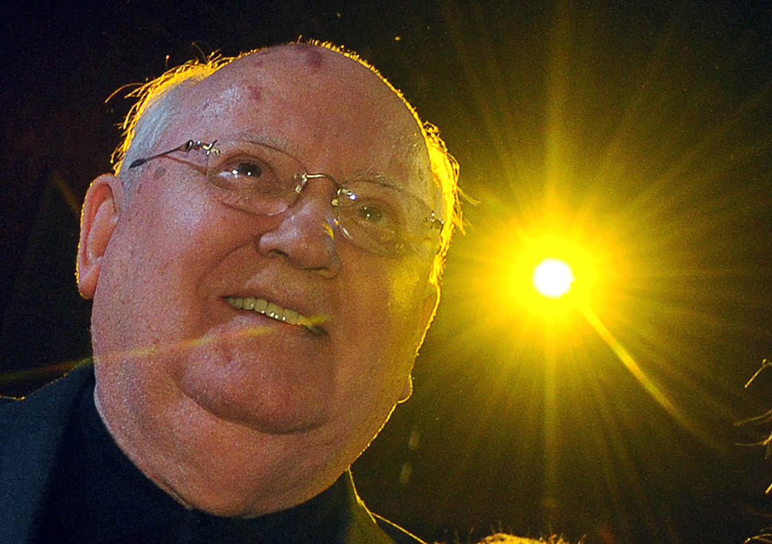 Mihail Gorbacsov #moszkvater