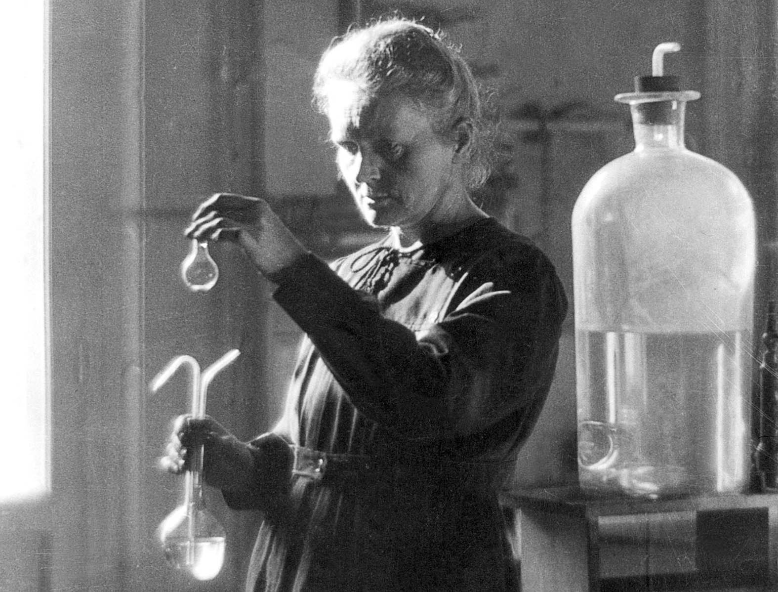 Marie Curie #moszkvater