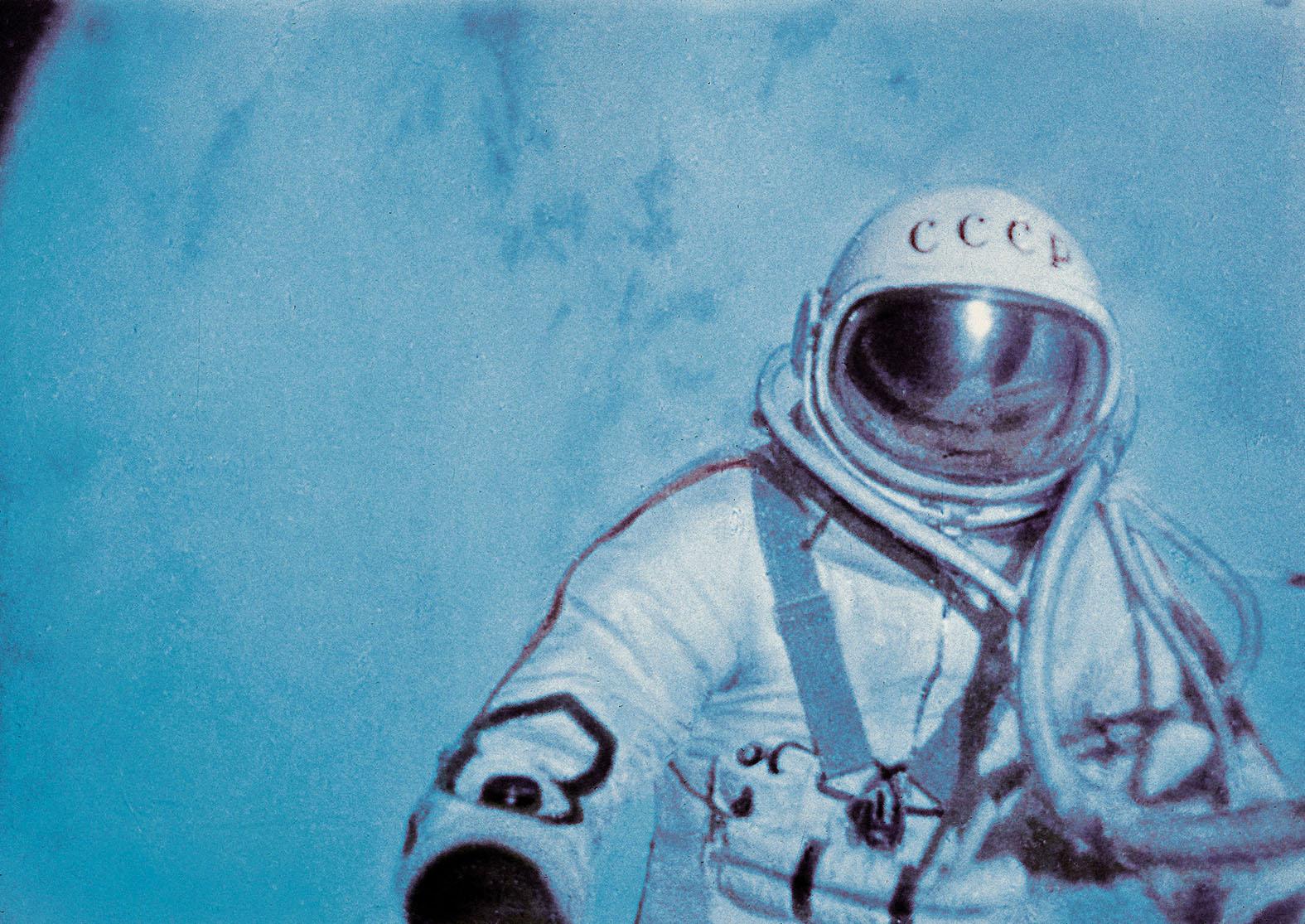 """""""Itt Almaz-1. Az ember kilépett a világűrbe…"""" #moszkvater"""