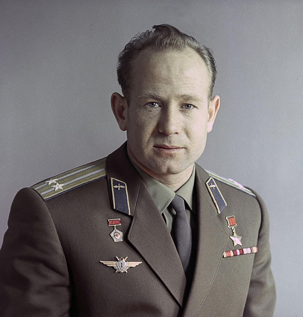Alekszej Leonov #moszkvater