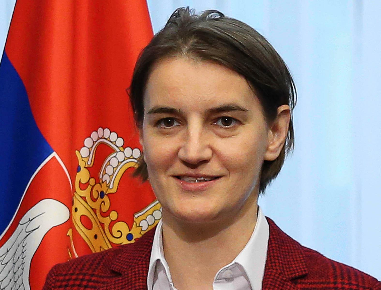 Ana Brnabić #moszkvater