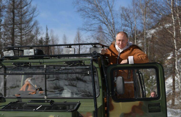 Az orosz elnök a járvány hónapjait néhány kimozdulástól eltekintve szigorú karanténban, a Novo Ogarjevo-i rezidencián töltötte #moszkvater