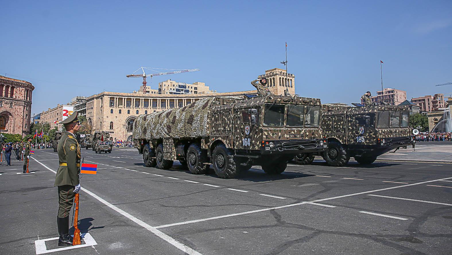 Nem az Iszkandereken múlt Karabah