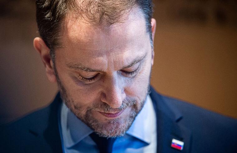 Igor Matovic szlovák miniszterelnök 2021. március 28-án jelentette be lemondását #moszkvater