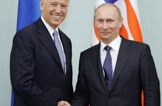 Joe Biden és Vlagyimir Putyin találkozója 2011-ben Moszkvában #moszkvater