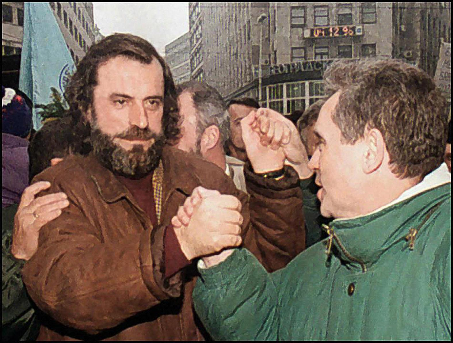 Vuk Draskovics 1989-ben #moszkvater