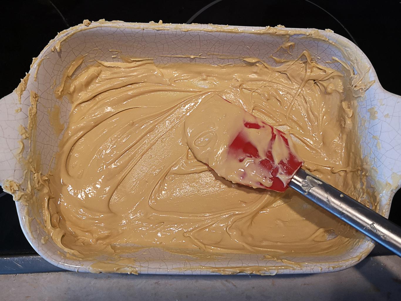 Akkor jó a karamellizált csokoládénk, ha egy arany sárgás színű masszát kapunk #moszkvater