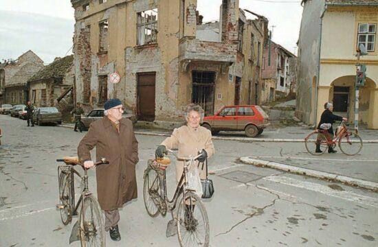 """""""Kelet-Szlavóniát a háború még jobban megviselte, mint Baranyát. Az embereket is"""" #moszkvater"""