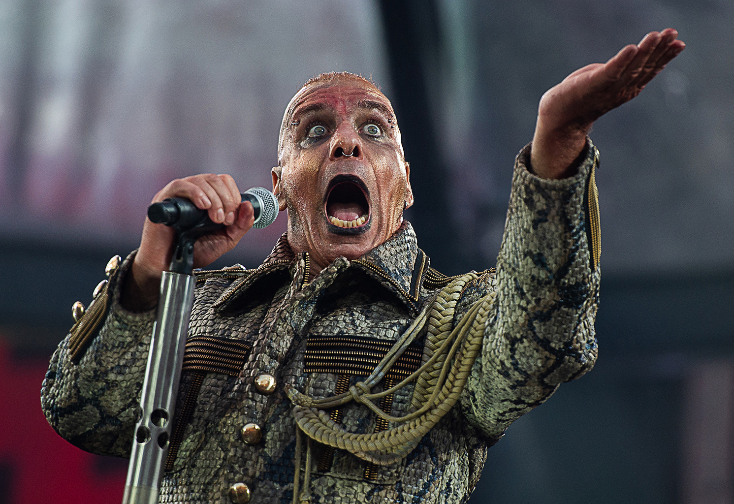 Till Lindemann #moszkvater