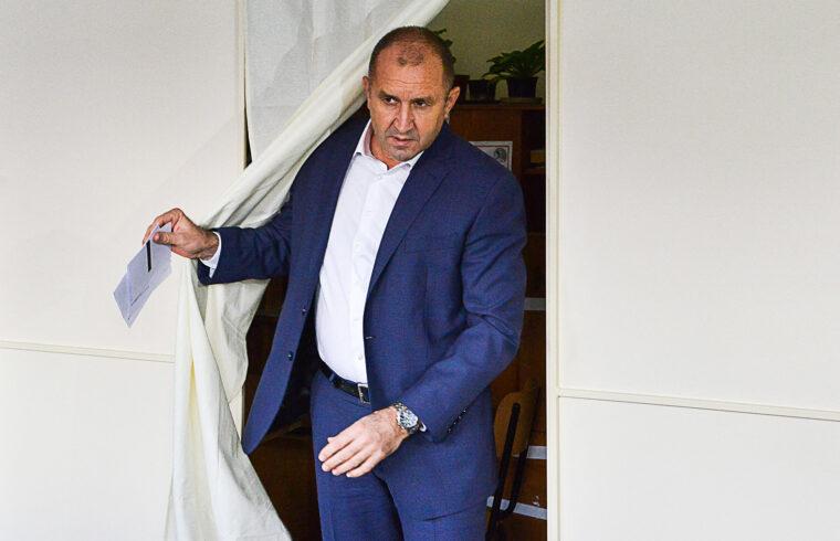 """""""Rumen Radev államfő lenne az amerikaiak embere?"""" #moszkvater"""